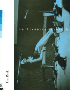 Front cover of Performance Research: Volume 1 Issue 2 - On Risk