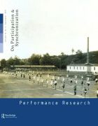 Front Cover of Performance Research: Volume 16 Issue 3 - On Participation & Synchronisation