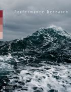 Front Cover of Performance Research: Volume 21 Issue 2 - On Sea/At Sea