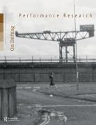 Front Cover of Performance Research: Volume 23 Issue 7 - On Drifting