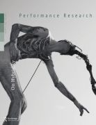 Front Cover of Performance Research: Volume 25 Issue 4 - On Hybridity